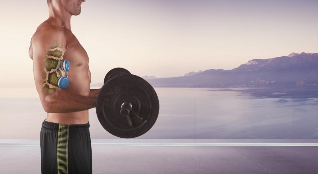 Biceps y EMS