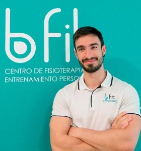 Álvaro G. Altube (Fisioterapeuta - Bfit Getxo)
