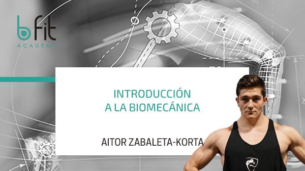 Introducción a la Biomecánica