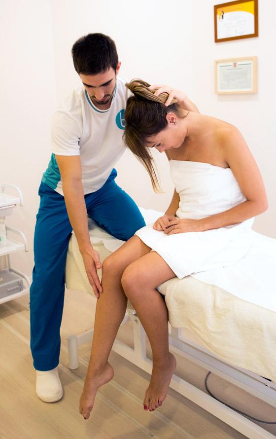 Diagnóstico fisioterapéutico gratuito