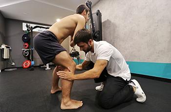 Fisioterapia deportiva Las Arenas, Getxo