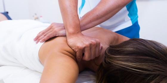 Técnicas miofasciales de fisioterapia